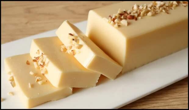 НЕЖНОЕ ОБЛАКО из молока и сгущенки — готовлю очень вкусный молочный ДЕСЕРТ