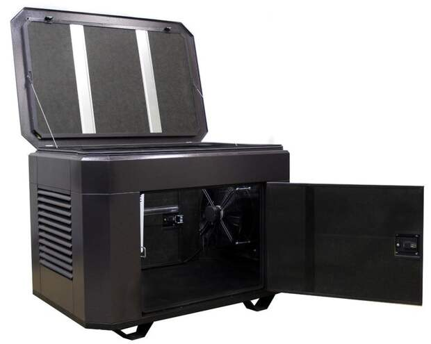 Как сделать шумоизоляцию для генератора своими руками?