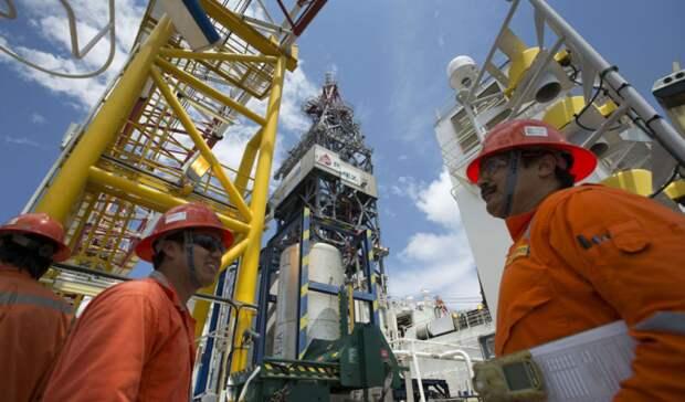 Доминимума за41 год сократила добычу нефти мексиканская Pemex