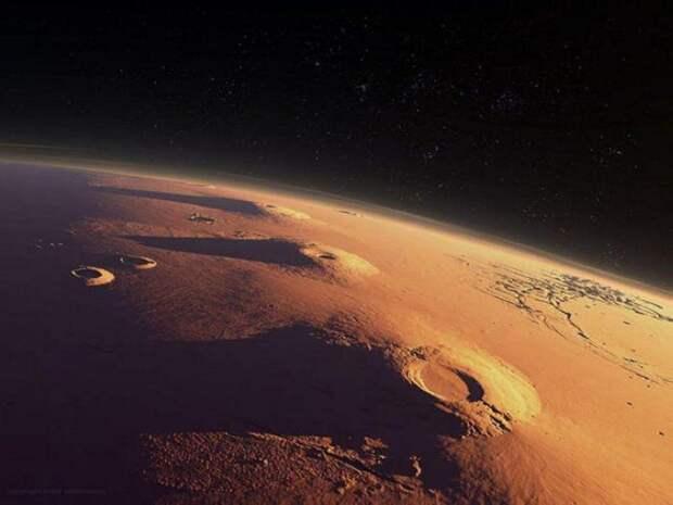 Российский спектрометр обнаружил хлороводород в атмосфере Марса