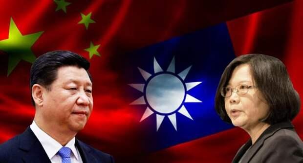 Китай может вступить в военный конфликт с Тайванем