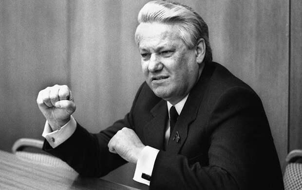 Похищение Бориса Ельцина в 1989 году: правда или выдумка
