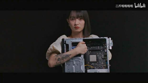 Первый настольный компьютер Huawei показали и протестировали