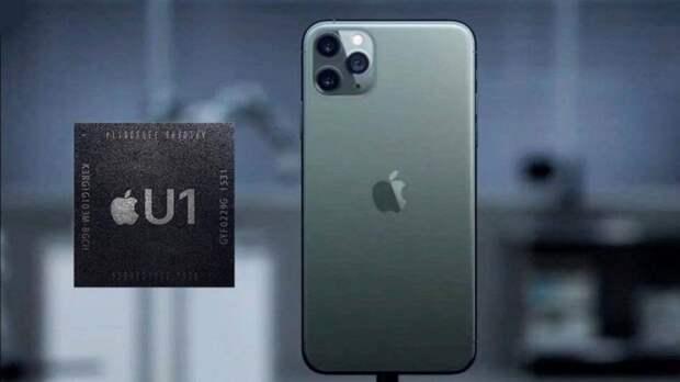 Чип U1 в iPhone 11 - это начало сверхширокополосной революции