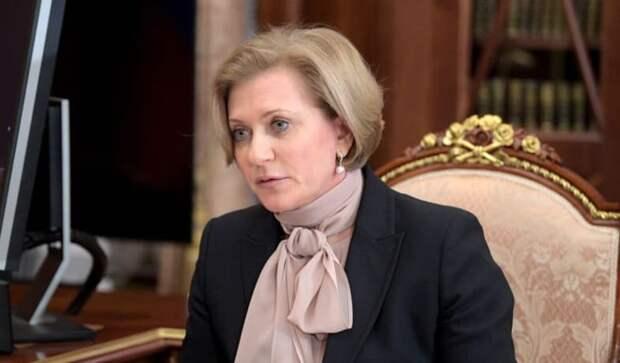 Анна Попова сообщила о неопознанных штаммах коронавируса