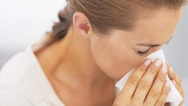 Врач раскрыл способы защиты от сезонной аллергии