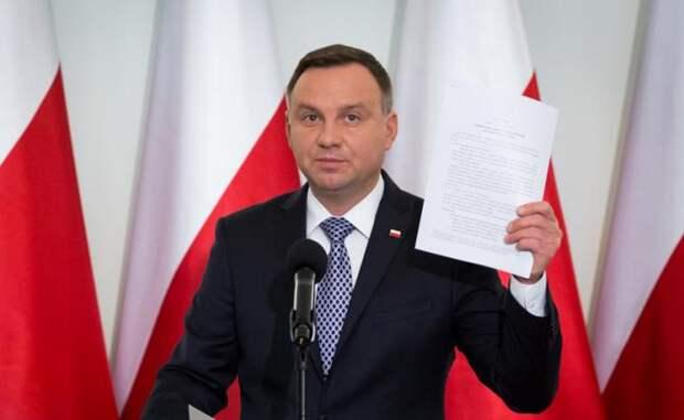 Польша заставит Россию заплатить за «геноцид»