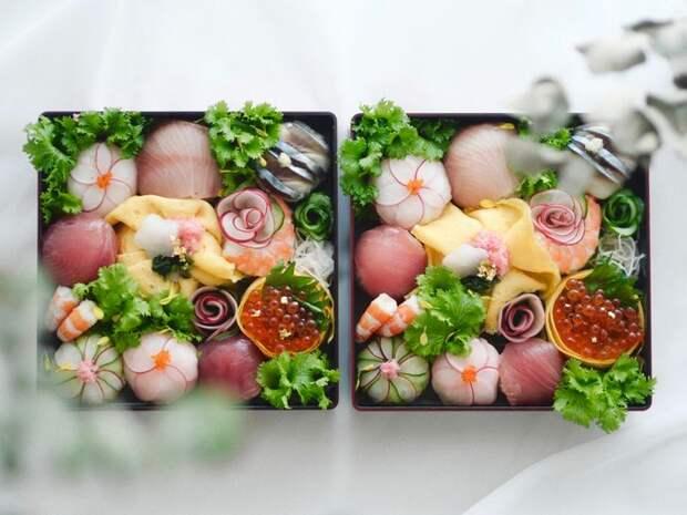 10 убедительных фотодоказательств того, что еда в Японии — отдельный вид искусства