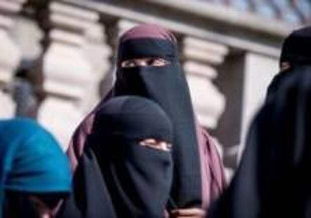 Нидерланды запретят никаб