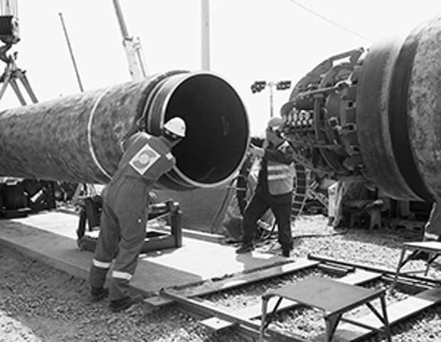 Судьба важнейшего для России газопровода висит на волоске