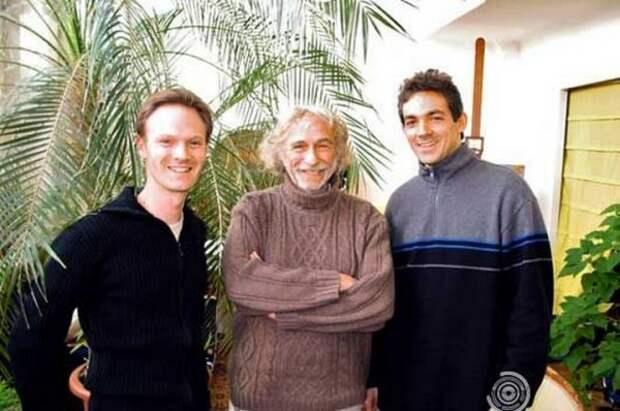 Пьер Ришар: интересное о высоком блондине в чёрном ботинке