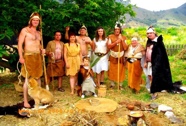 Загадка аборигенов Канарских островов