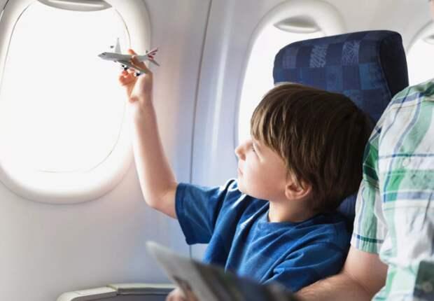 Кабмин выделит 1,35 млрд рублей на льготные авиаперевозки семей с детьми