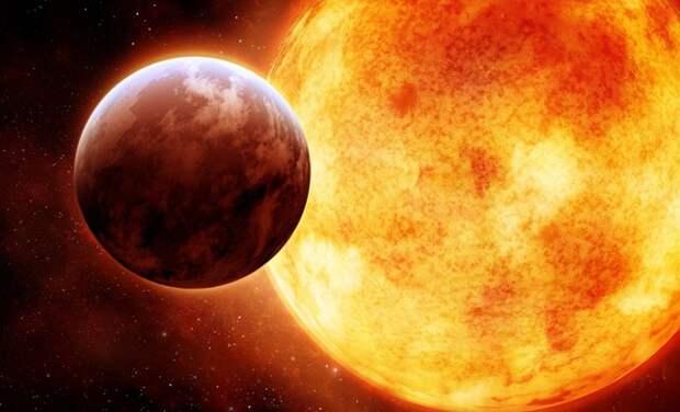 Найдена древнейшая «солнечная система»