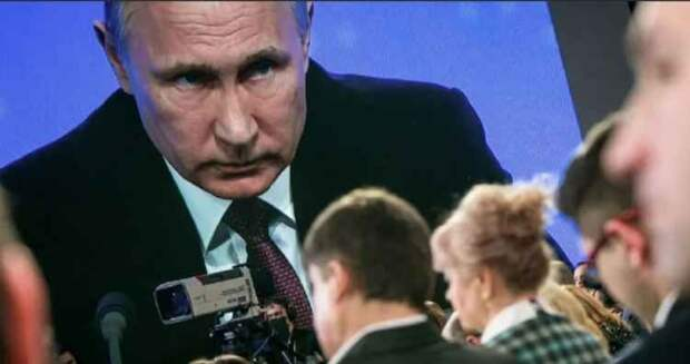А чего, собственно, боится Путин?