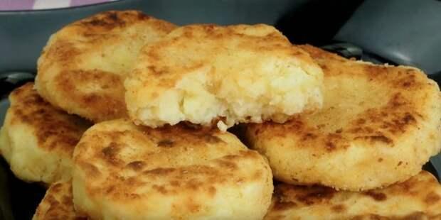 Как приготовить картофельные котлеты с сыром