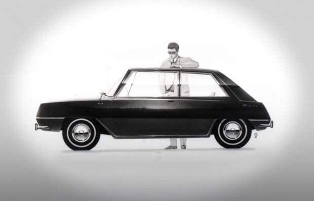 История разработки забытого переднеприводного НАМИ-1101 «Василёк» Василёк, НАМИ, НАМИ-1101, авто, автоистория, автомир, автомобили, разработки
