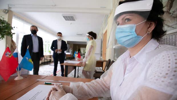Более 30 человек проголосовали по Конституции в деревне Северово