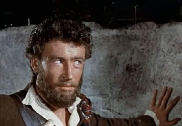 Питер О'Тул в фильме *Похищенный*, 1960 | Фото: diletant.media