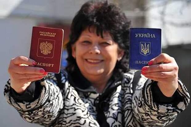 «Слуги народа» грозят тюрьмой за сокрытие российского паспорта