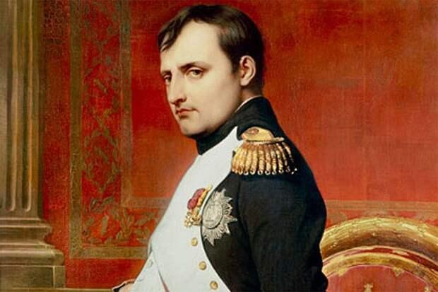 На острове святой Елены Наполеон пугал маленьких девочек «воем, который издают казаки»