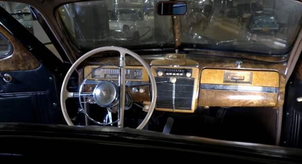 270 000 000 рублей: как выглядит самая дорогая машина России времен СССР
