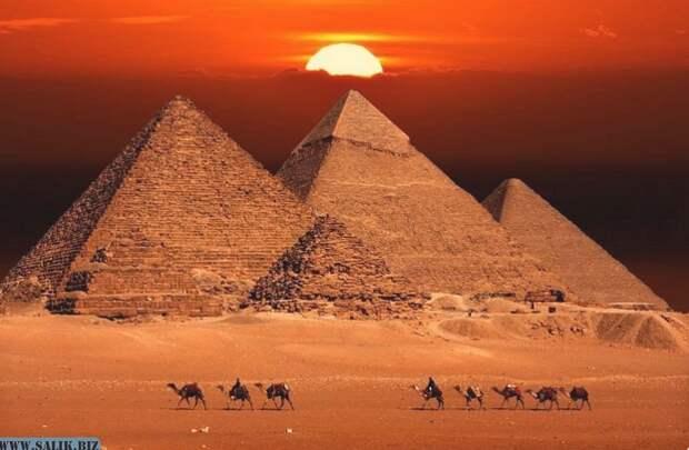 Египтяне никогда не строили пирамид! Ложь учёных!