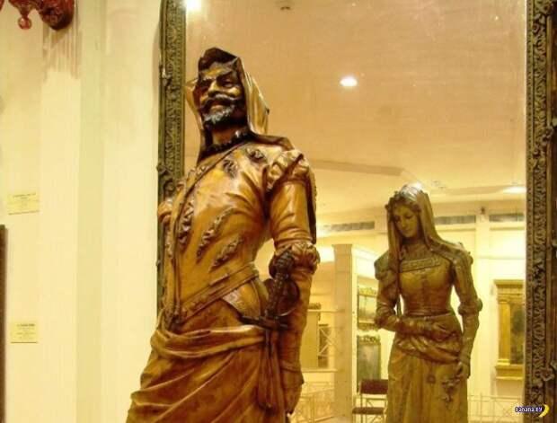 Мефистофель и Маргарита