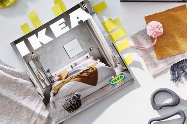 IKEA прекратит печатать каталоги