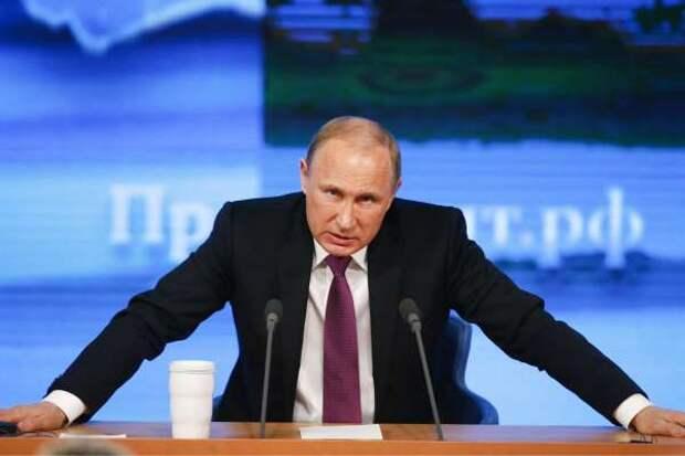 Путин окончательно похоронил эпоху западного доминирования