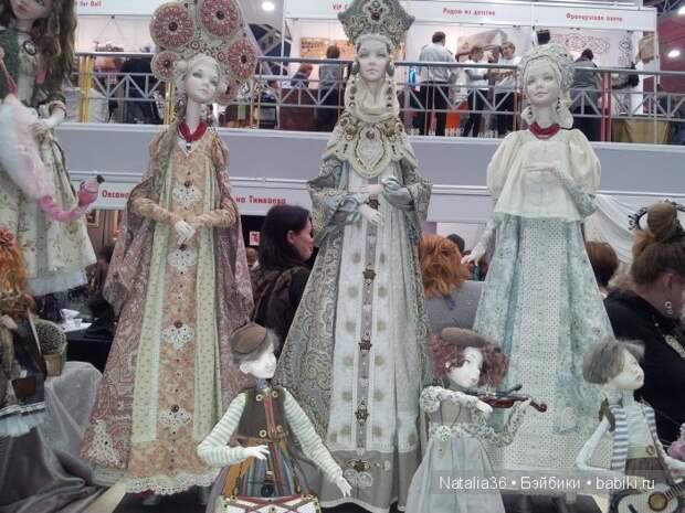 XI 11 Международный САЛОН КУКОЛ в Москве 2015