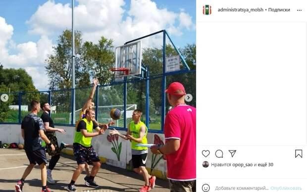 На Подрезковской прошли районные соревнования по мини-футболу и стритболу