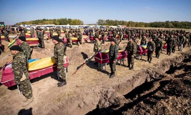 Раскрыто число желающих воевать наДонбассе всамом «патриотичном» регионе Украины