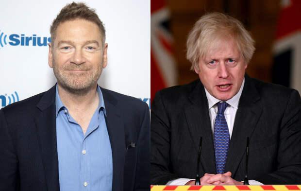 Кеннет Брана перевоплотится в премьер-министра Великобритании Бориса Джонсона