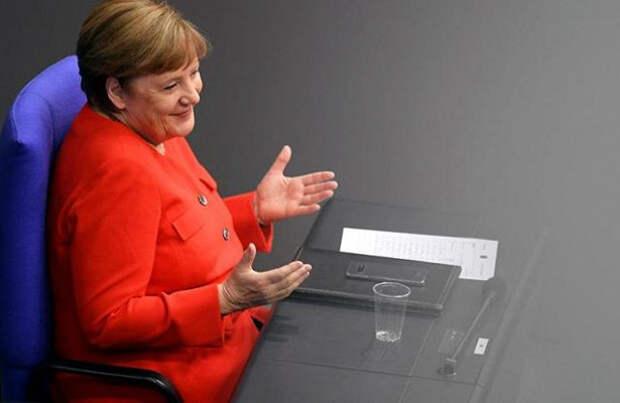 Меркель его «послала»: в Раде оценили визит Зеленского в Германию