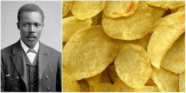 История Джорджа Крума - изобретателя чипсов