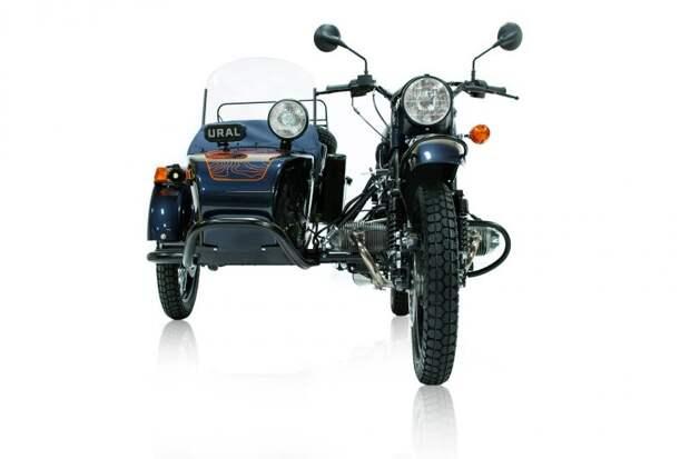 "Урал ""Байкал"" - лимитированная версия для американцев авто, байкал, мото, мототехника, мотоцикл, мотоцикл ураз, урал, экспорт"