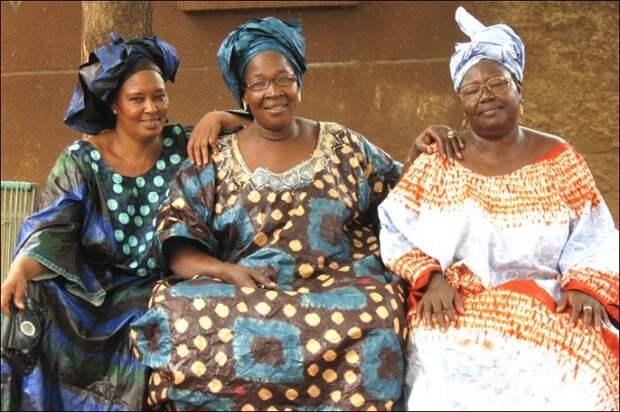 В Южной Африке быть полной – значит быть здоровой./Фото: s019.radikal.ru