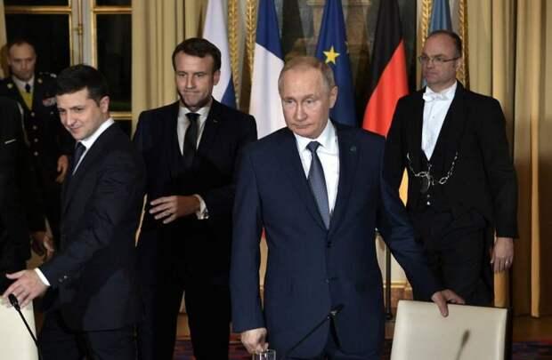 Полковник ВСУ: Придерживаясь Минских соглашений, Украина рискует оказаться в союзном государстве с Россией