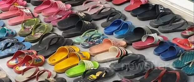 Обувной маньяк: вТаиланде задержали серийного насильника ношеных шлепок