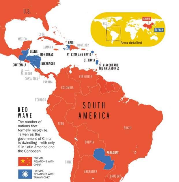 Китай - главный инвестор и торговый партнер Латинской Америки