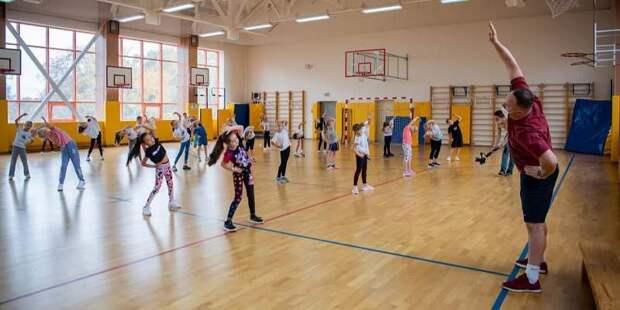 Учителя физкультуры смогут получить информацию о здоровье учеников через МЭШ