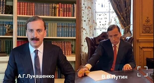 """«Меркель говорит """"добавьте"""", это же значит """"навалите"""". Это подразумевается """"Навальный""""»"""