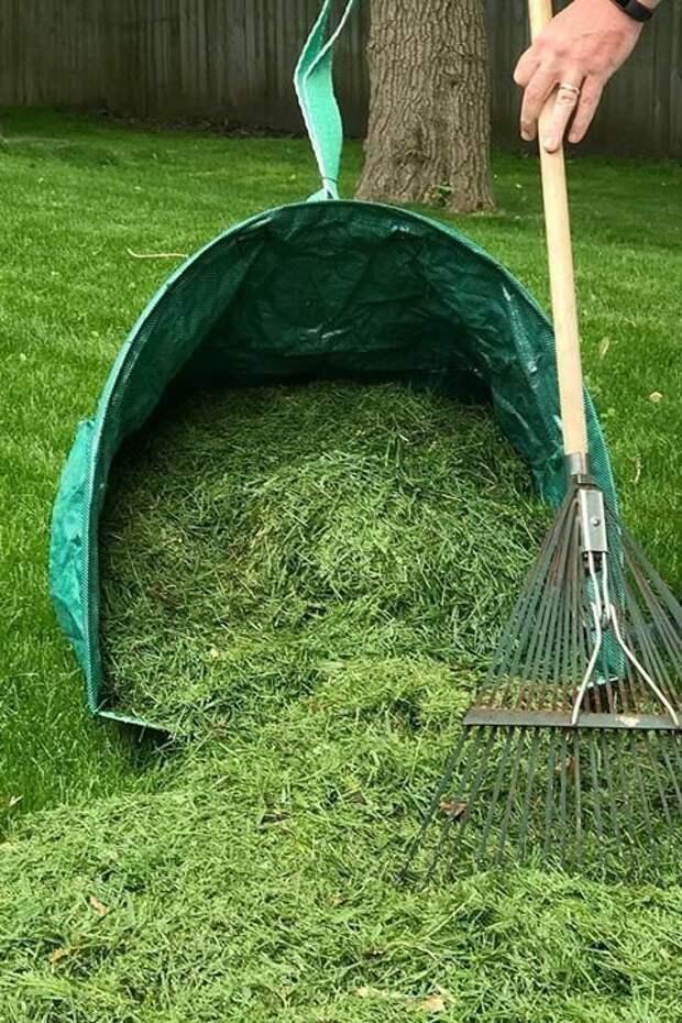 4. Многоразовый мешок для мусора Садовод, дача, инструменты, полезно, фото