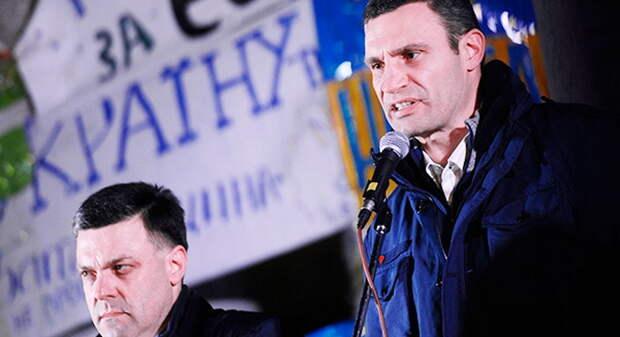 Война помогает Кличко скрывать свою бездарность и неумение управлять Киевом