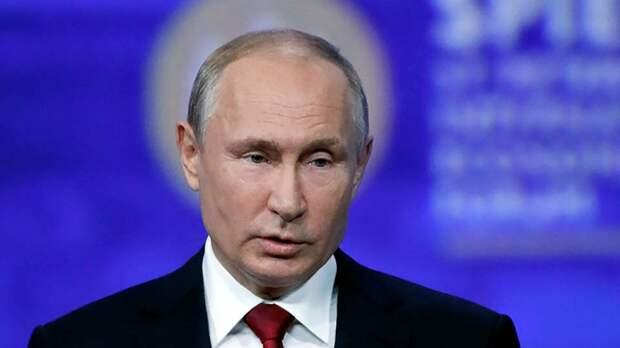 Владимир Путин: Доллар превратился в инструмент давления на весь мир