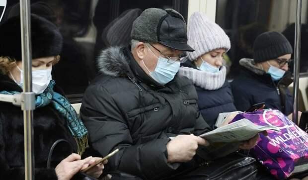 Число заразившихся COVID-19 россиян выросло на 21 тысячу