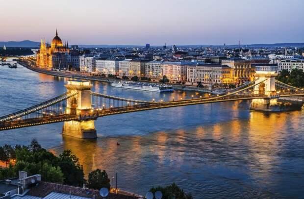самые красивые страны Европы