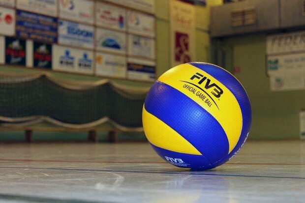 Волейболисты спортивной школы на улице Алабяна взяли призовое место в первенстве России