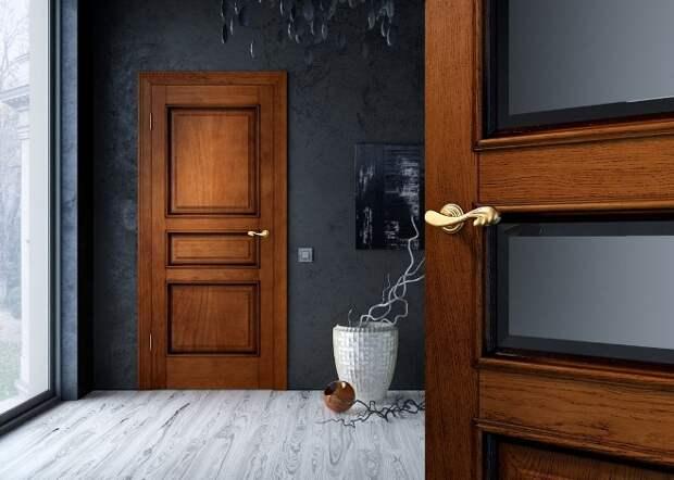 Межкомнатные двери 2020 (100 фото)